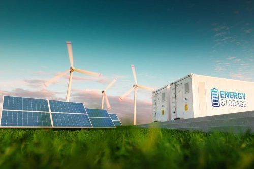 «Укргидроэнерго» планирует построить 212 МВт energy storages