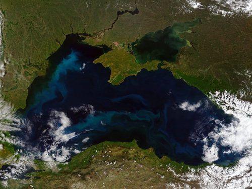 Портовики скрыли разлив нефти в Черном море