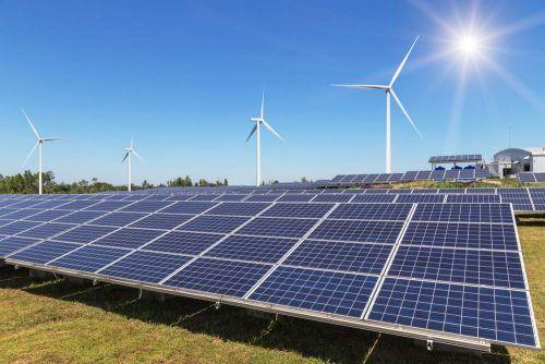 В Бельгии доля солнечных и ветровых электростанций побила рекорды