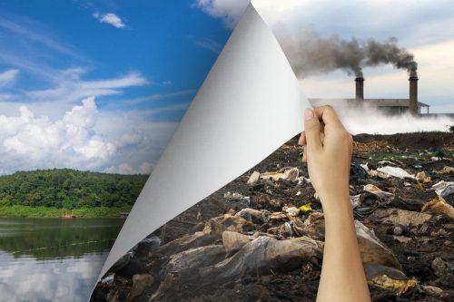 В Минприроды отреагировали на доработанный законопроект «О промышленном загрязнении»