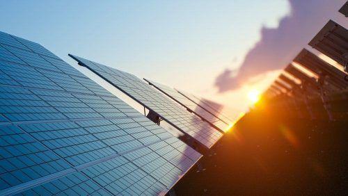 В Черкасской области норвежцы запустили солнечную станцию