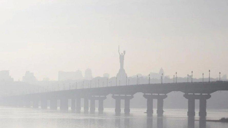Киев два дня подряд в топе городов с самым грязным воздухом в мире