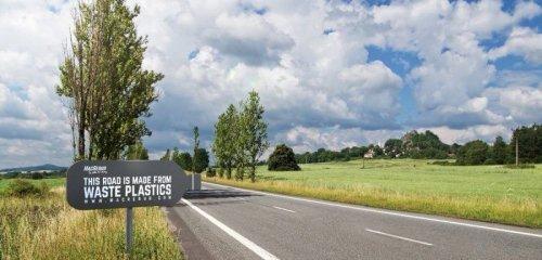 Україні показали міжнародний досвід будівництва доріг із пластику