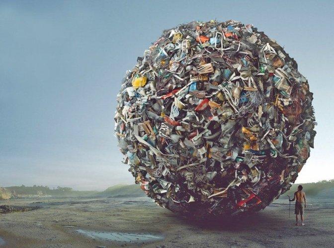 Бизнес в Украине анонсировал шаг к решению проблемы накопления отходов