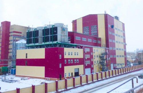 """В Полтаве """"Кернел"""" построил биоелектростанцию, которая работает на шелухе"""