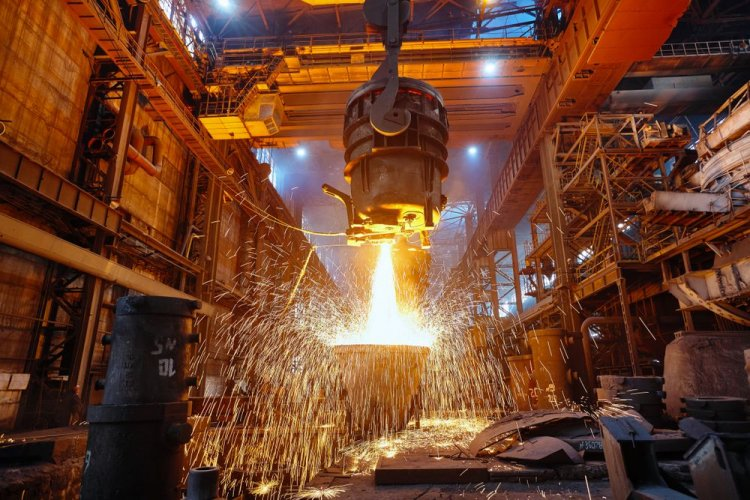 """Мариупольский меткомбинат """"Азовсталь"""" установит мощные фильтры для уменьшения выбросов"""
