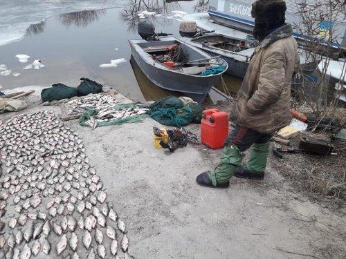 В Полтавской области раскрыли браконьерский рыбацкий картель: все детали