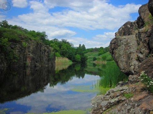 В Украине создали новый заказник «Тясминские пейзажи»