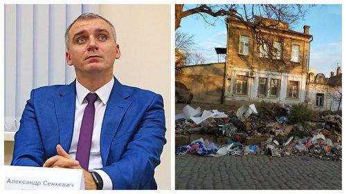 Мэр Николаева назвал людей свиньями из-за стихийных свалок
