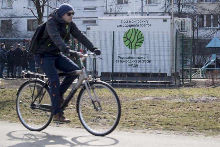 Для Киева закупили за 35 млн грн еще три современных поста мониторинга окружающей среды