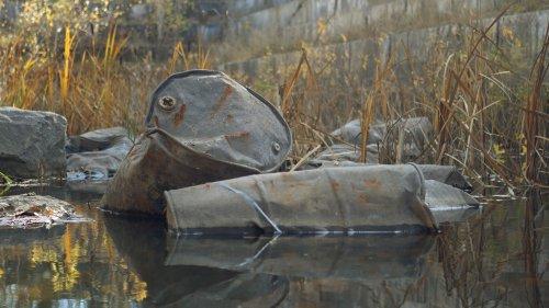 В Николаеве вблизи завода-гиганта произошла утечка нефтепродуктов. Фото катастрофы