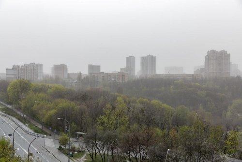 Названы районы Киева с самым грязным воздухом
