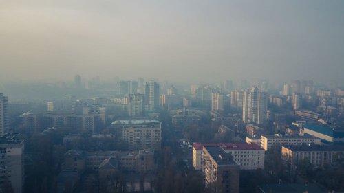 Столиця України посіла друге місце у світі за забрудненням повітря