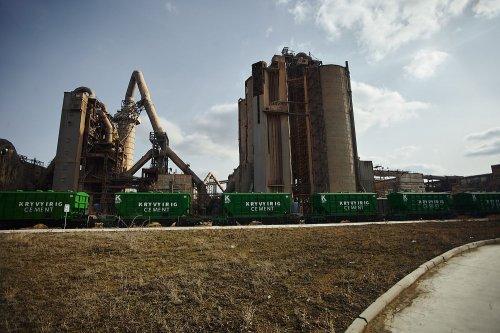 """""""Кривой Рог Цемент"""" сократил до минимума вредное воздействие на окружающую среду"""