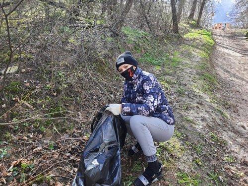 У Житомирі містяни зібралися на екологічну толоку: фото