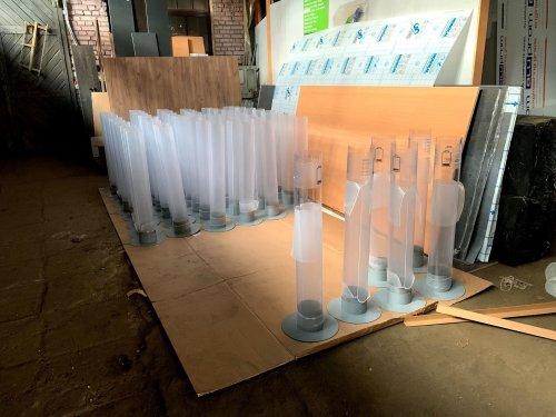 В Jysk установят контейнеры для сбора батареек