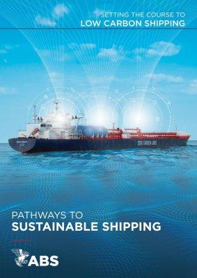 ABS опублікували керівництво щодо декарбонізації суднових рухових установок