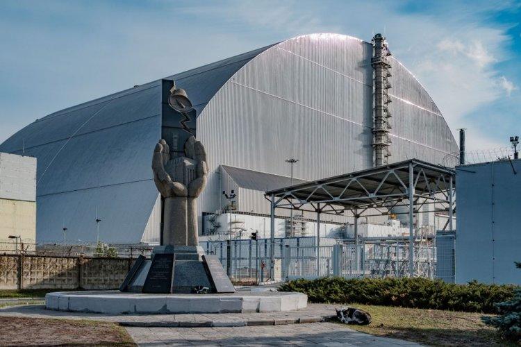"""В """"Метинвест"""" рассказали об особенностях строительства саркофага над ЧАЭС"""