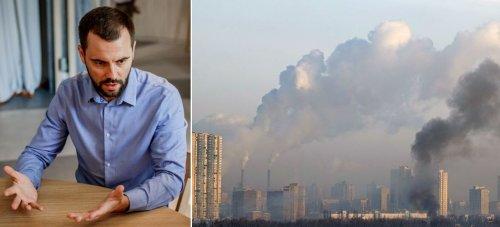 Маріковський розповів, як можна поліпшити якість повітря в Києві