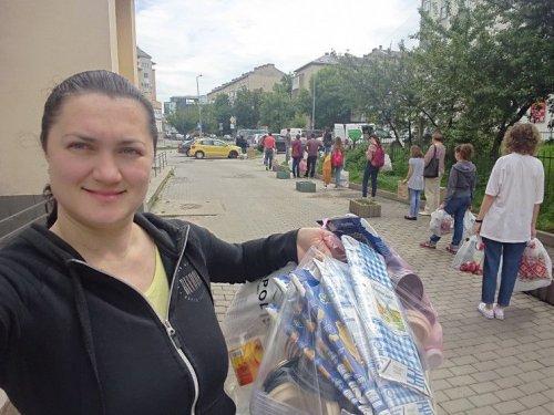 Депутатка із Івано-Франківська роками возить сміття в Київ, щоб здавати на переробку