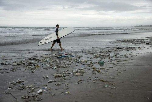 Стало известно, какие страны больше всего засоряют пластиком океан