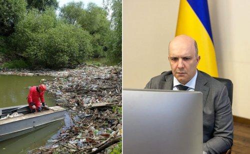 Абрамовський дав доручення комплексно перевірити річку Тиса
