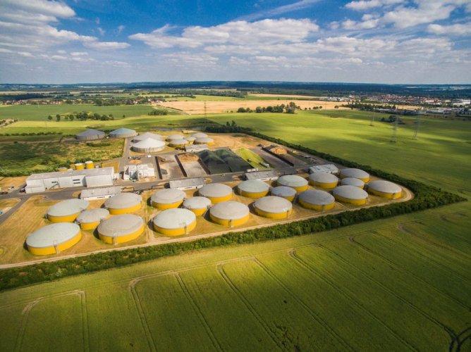 """У """"Нафтогазі"""" заявили, що готові інвестувати в біометанові проєкти"""