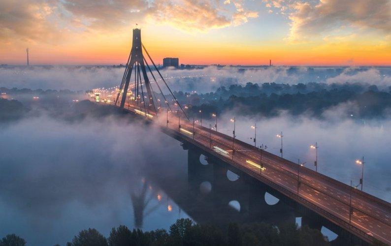У Києві різко погіршився стан повітря: столиця опинилася в топі забруднених міст світу