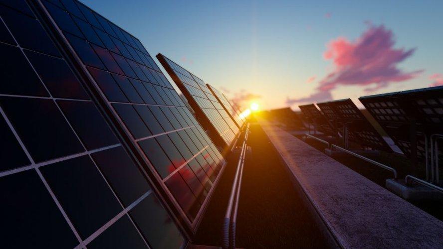 «Нафтогаз» запустив сонячну станцію потужністю 33 МВт на Житомирщині