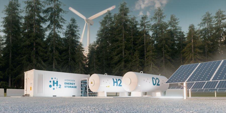 «Укргидроэнерго» готовится производить «зеленый» водород