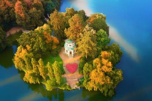 Європейський день парків: 20 найкрасивіших місць Києва та України