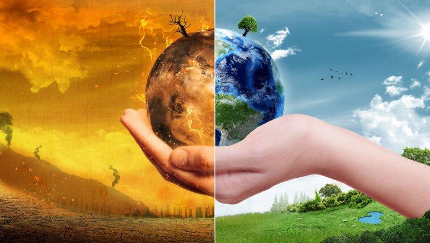 На современных детей ждут экстремальные климатические явления – исследование