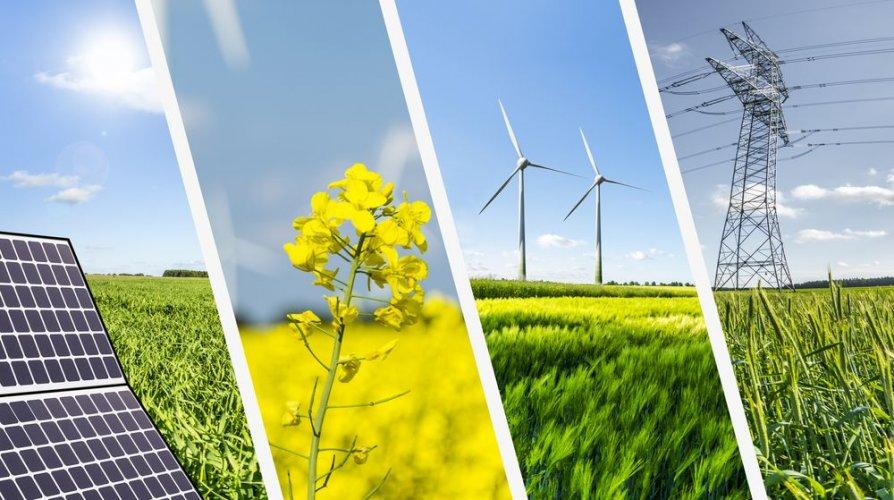 За I півріччя 2021-го в Україні потужність ВДЕ збільшилася на 8,3%