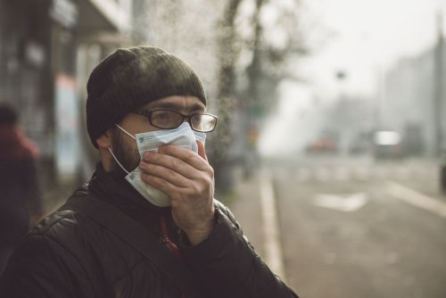 В Херсоне ухудшилось состояние воздуха