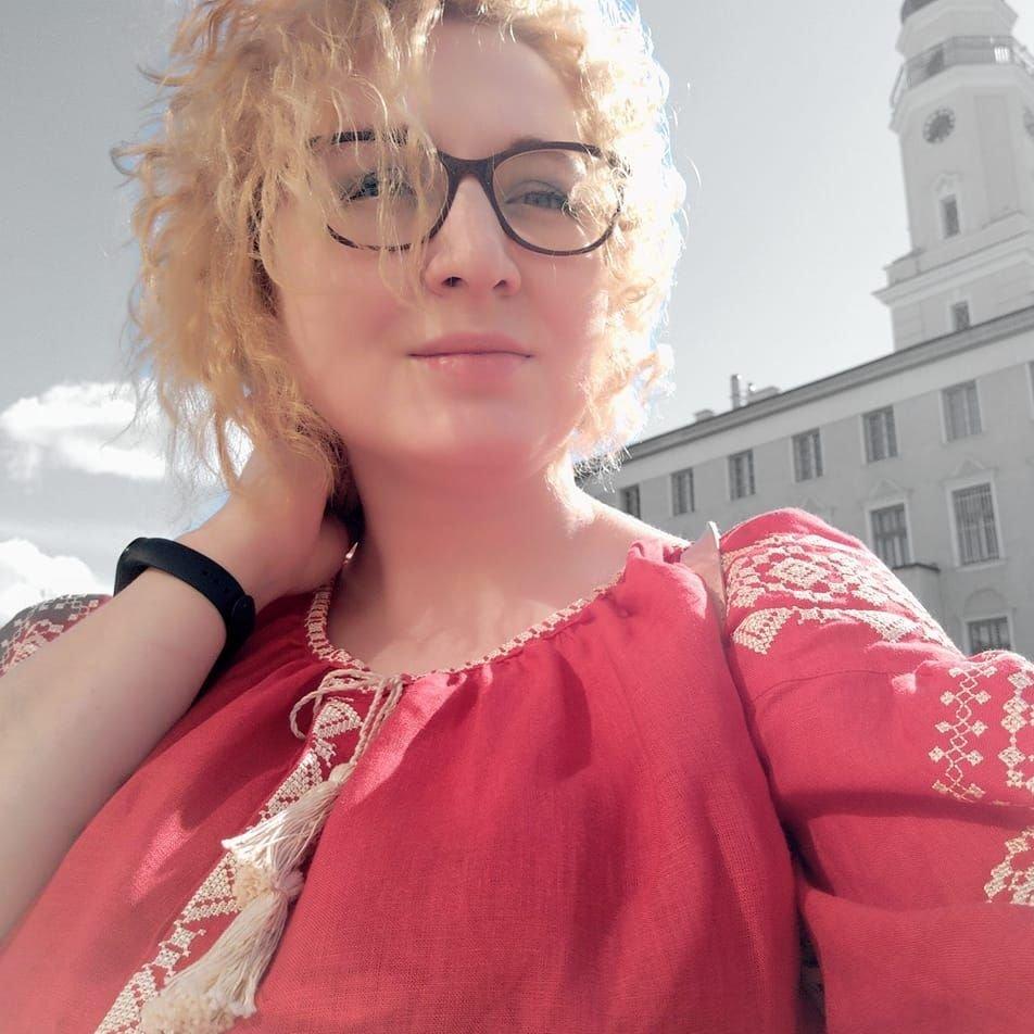 Виктория Яшкина