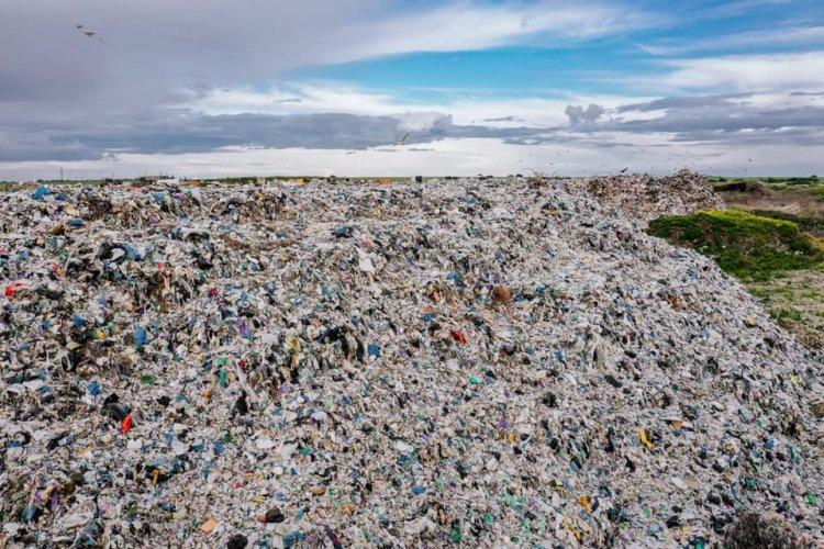 """Житель Миколаєва показав величезне сміттєзвалище, яке """"пожирає все навколо"""". Фото"""