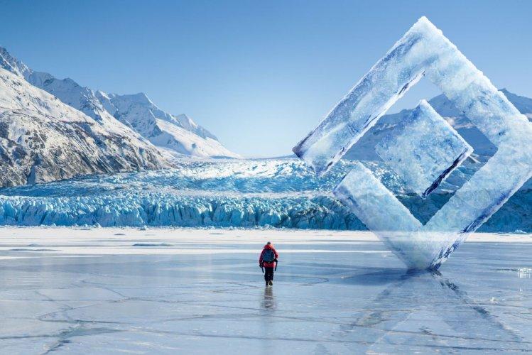Epson і National Geographic об'єдналися проти глобального потепління та зміни клімату