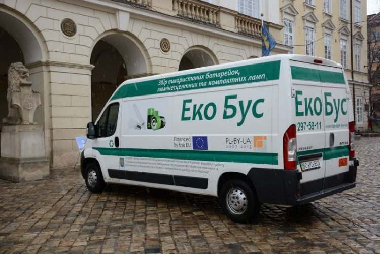 Стало відомо, де й коли в червні курсуватиме львівський екобус