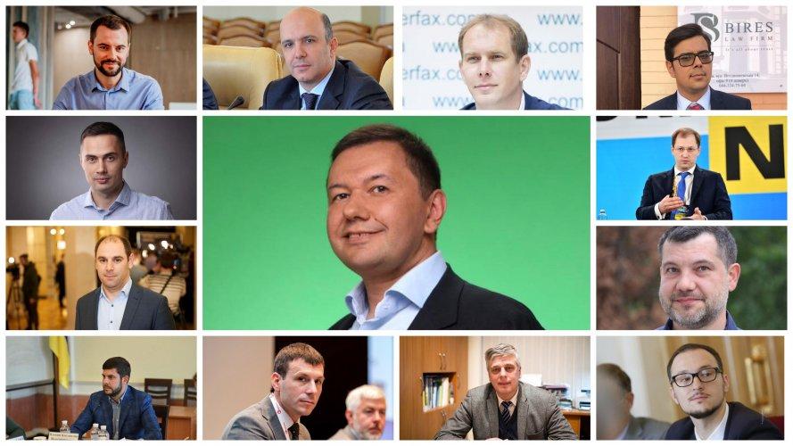ТОП мужчин-драйверов экологической политики Украины