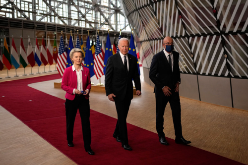 ЕС и США будут вместе бороться с изменениями климата