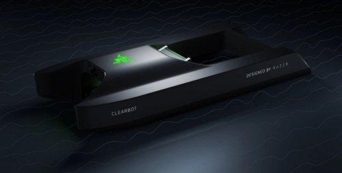 В Калифорнии геймерская компания создала робота для очистки океана. Фото, видео