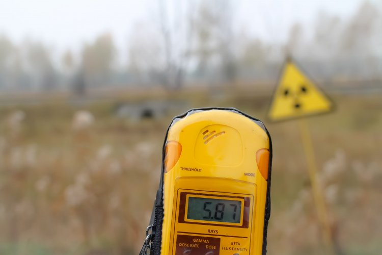 Активисты рассказали о радиоактивной угрозе в Днепропетровской области. Видео