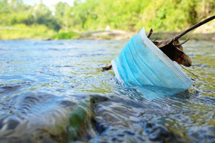 В Карпатах у истока Черной Тисы обнаружили кучи мусора