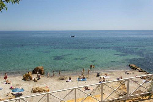 В Одессе предостерегли от купания в море из-за угрозы инфекций