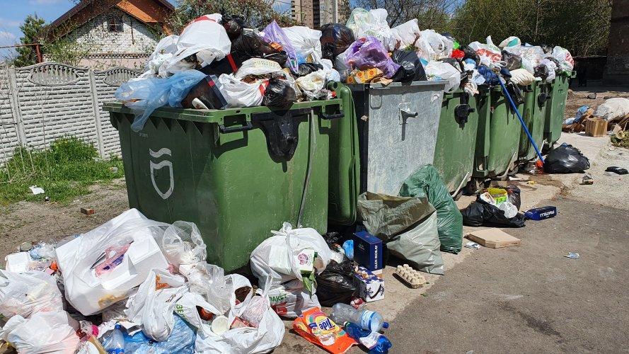 Коли у Львові вивозять органічні та пластикові відходи: графік