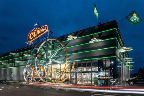 """Супермаркет """"Сільпо"""" отримав престижну премію за """"зелені"""" інновації"""