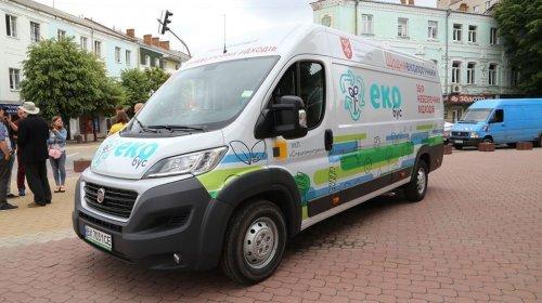 Як здати небезпечні відходи у Хмельницькому: графік екобуса у серпні