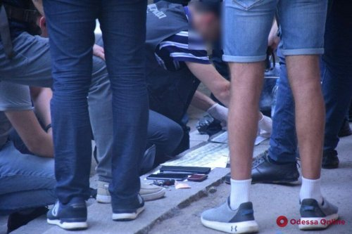 "Требовал $1500: в Одессе ""погорел"" на взятке сотрудник Госэкоинспекции. Фото"