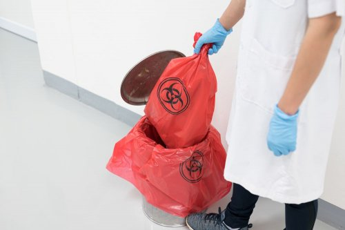 Медицинские отходы: рассказали, какова ситуация с их утилизацией в Украине