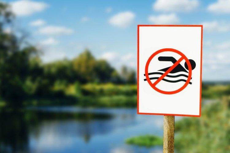 На девяти пляжах Харьковщины опасно купаться: список